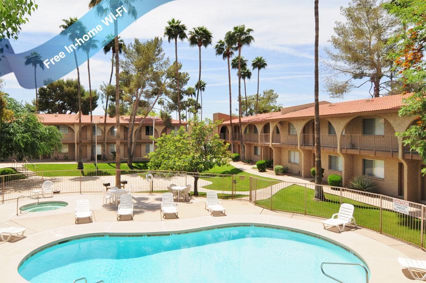 Fiesta Village Apartments Mesa Az